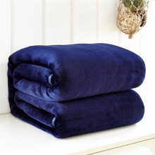 BESSKY Super Soft Warm Solid Warm Micro Plush Fleece Blanket Throw Rug Sofa Bedding_