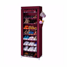 Vaping Dream - Hanging Shoes Organizer Parasut (HSO)