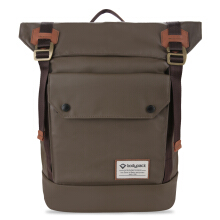 Bodypack Prodiger Highway Laptop Backpack - Brown Brown