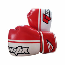 GENETIX Boxing Gloves DOMINATE GBG3 RedWhite