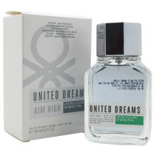 Benetton United Dreams Aim High For Men (Tester) 100 ML