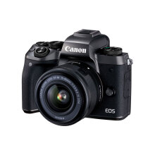 CANON EOS M5 Kit EF-M 15-45mm f/3.5-6.3 IS STM (Black)