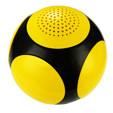Smatton Hot Mult-function Mini Football Portable Speaker Wireless Bluetooth Speaker colorful decompression spherical audio