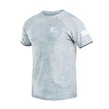 HAWKEYE FIGHTWEAR Rustle Onyx Technical Tees - Grey