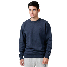 CHAMPION Powerblend Fleece Crew - Navy Heather