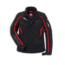 Ducati Tex Jacket Tour'14 (Jaket Fabric)