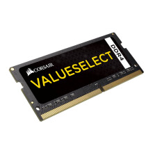 CORSAIR Value Select SODIMM DDR4 4GB (1X4GB) PC2133 - CMSO4GX4M1A2133C15