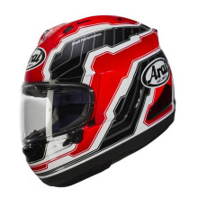 ARAI RX-7X Helm Full Face - Mamola Edge Red