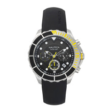 NAUTICA Watch Puerto Rico Black [NAPPTR002]