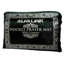 ALFALINK POCKET PRAYER MAT [SAJADAH]