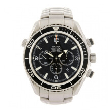 OMEGA Seamaster Planet Ocean 600M Co-Axial Chronograph 45.5mm 2210.50.00 - Discontinued