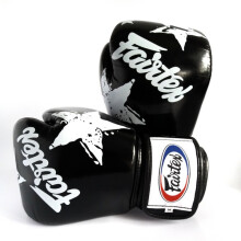 FAIRTEX Boxing Gloves NP BlackNationPrint