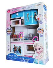 MAINAN MODERN KITCHEN SET ANAK FROZEN