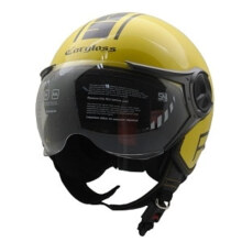 Cargloss YR Protect Helm Half Face - Yellow