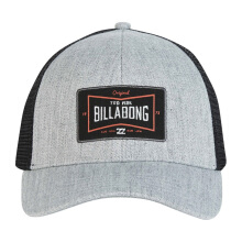 BILLABONG Walled Trucker - Grey Heather [All Size] Mahwnbwa Gheall
