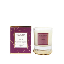EUÓDIA HOME Burnt Fig Travel Soy Scented Candle