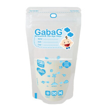 GABAG Kolibri Breastmilk Storage Bag 100ml (1 box isi 30pcs kantong asi)
