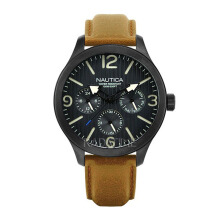 NAUTICA Watch Jawa Light Brown [NAPJWA002]