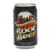 ROOTBEER Can 330ml