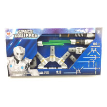 Toy Addict Star Light Sword Combine Set - 5875532 - Multicolor