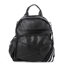 HUER Finta 3 Ways Backpack - Black
