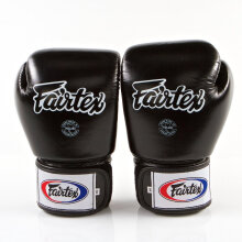 FAIRTEX Boxing Gloves STD Black BGV1
