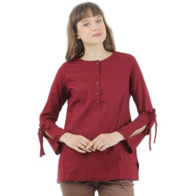 THE EXECUTIVE Ladies 5-Tnwkey217I086 - Maroon