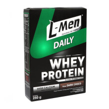 L-MEN Daily Dark Chocolate 250G