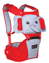 BABY SCOTS Gendongan Bayi Hipseat - Baby Carrier B2G1101-RED