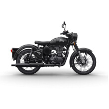 Royal Enfield Classic 500 Stealth Black Stealth Black Jakarta (SPLIT PAYMENT)