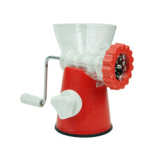RADYSA Meat Grinder Manual Penggiling Daging Mini Red