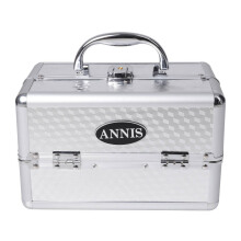 ANNIS Make Up Box D 06 - Silver