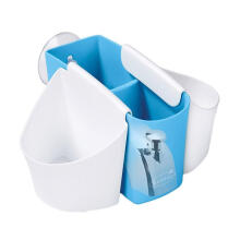 Summer Spout Guard Organizer - Blue White