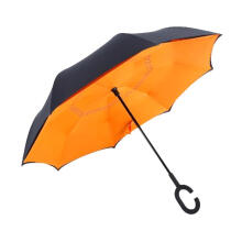 GONIAGA Neo Kazbrella Reverse Umbrella - Orange