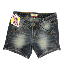 Mobile Power Ladies Short Pants Jeans - F5509