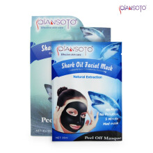 Qiansoto Shark Oil Facial Mask  6 sachet Net (6 x 35 ml)