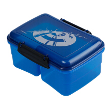 MARVEL Avengers Food Storage Sealware 900ML - Captain America-SW872JDAV/48P-Blue