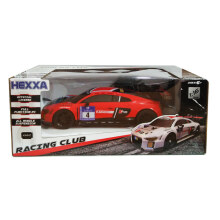 Hexxa RC Audi R8 LMS 40 Mhz - 5901548 - Red