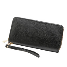 BESSKY Fashion Women Lichee Pattern Road Wallet Coin Bag Purse Phone Bag_