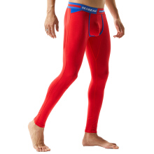 Color Block U Pouch Gym Pants
