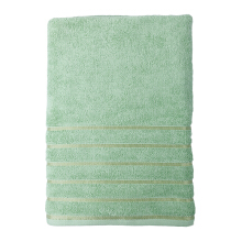 JOYHOME Solid Dobby Towel 70 cm x 135 cm/360 gr/m2 - Light Green