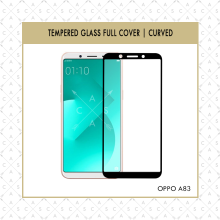 CASA Tempered Glass Warna / Color for Oppo A83 2018 [Full Cover]