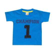 Pleu Champion 1 T-shirt Anak - Blue