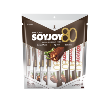 SOYJOY 80 Almond Chocolate 16g x 8 Bar