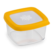 SNIPS Aroma Food Container snow 0,50LT - Yellow