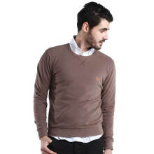 Fredperry Men Autumn Bronze Sweater - XXL Size