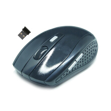 Mouse nirkabel Wireless  8300 hitam