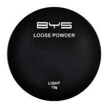 BYS Loose Powder with Puff Light