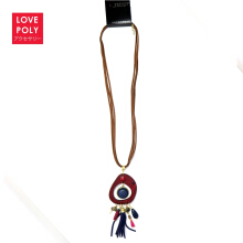 love poly kalung single 326 maroon