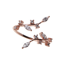 COCOA JEWELRY Cincin Tinker Bell Rose Gold Rose Red